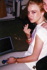 Lindsay Lohan Foto:Buzzfeed.com
