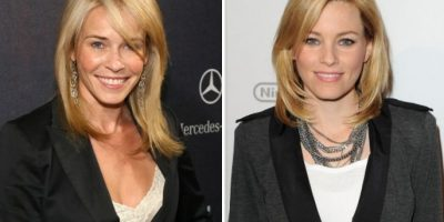 Chelsea Handler – Elizabeth Banks Foto: Getty Images