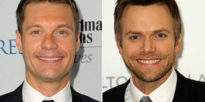Ryan Seacrest – Joel McHale Foto: Getty Images
