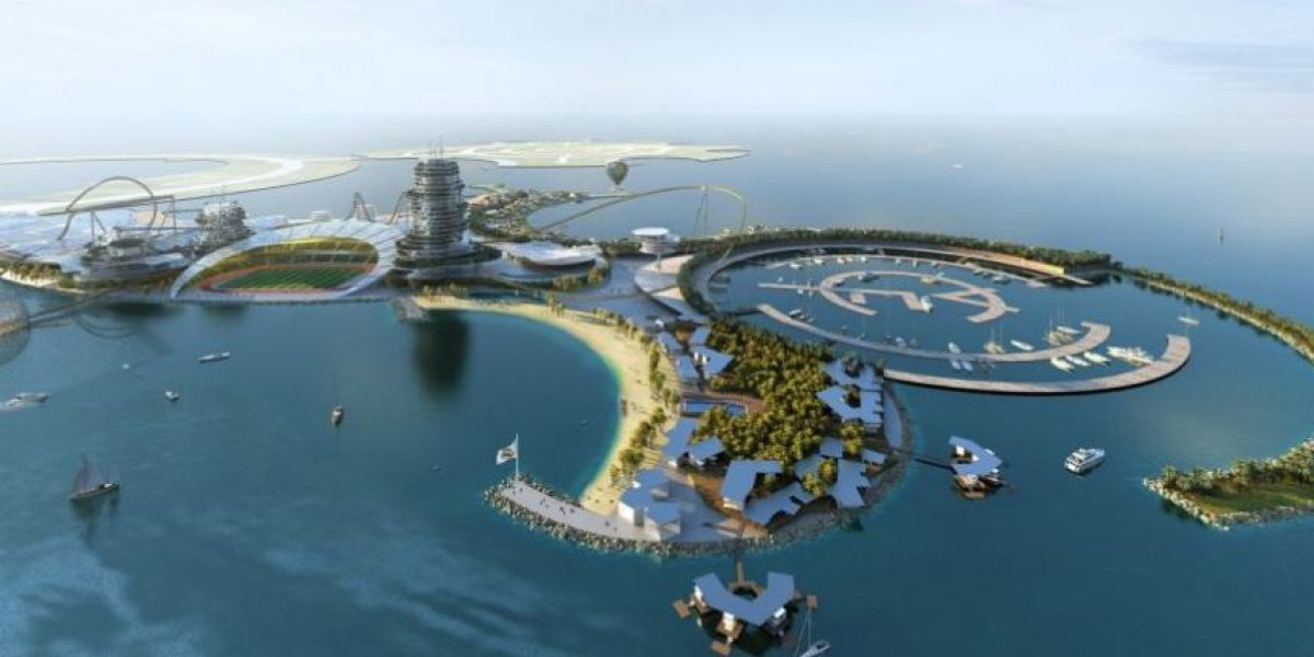 Así será el parque temático del Real Madrid en Emiratos Árabes