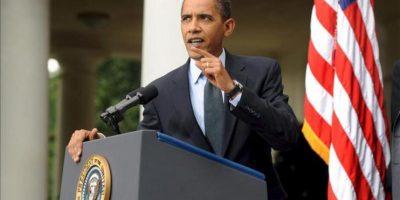"""""""Todos los padres estadounidenses deben entender que es absolutamente imperativo que investiguemos cada aspecto"""" del suceso, declaró Obama. EFE/Archivo"""