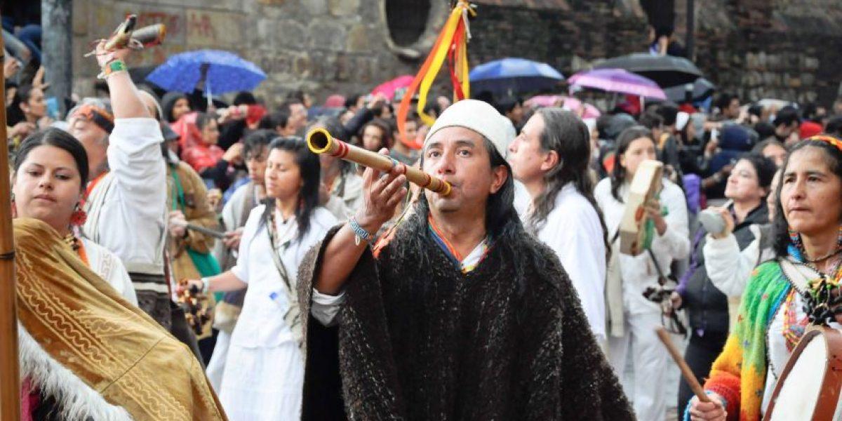 Así comenzó el Festival Iberoamericano de Teatro de Bogotá