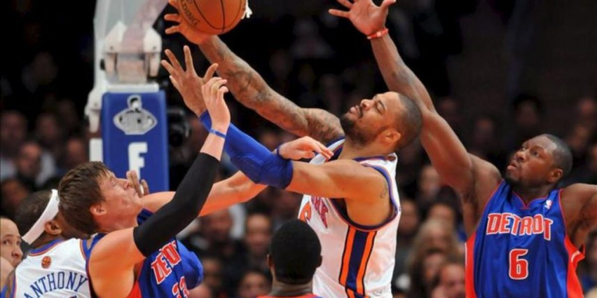 101-79. Chandler regresa a los Knicks al camino del triunfo