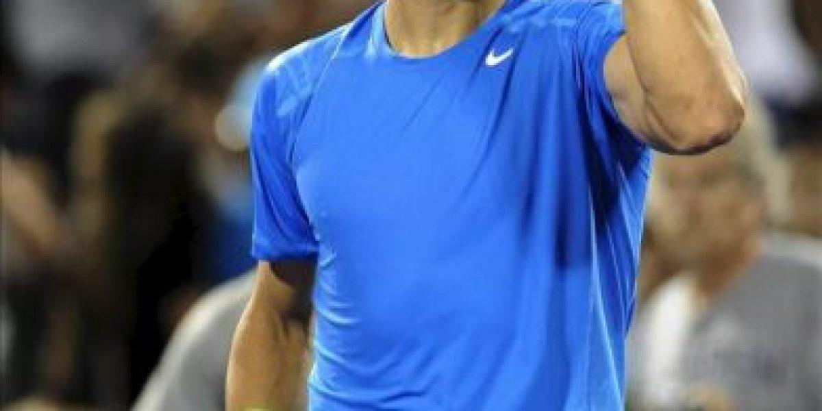 Nadal toma precauciones ante Nishikori, su próximo rival en el torneo de Miami