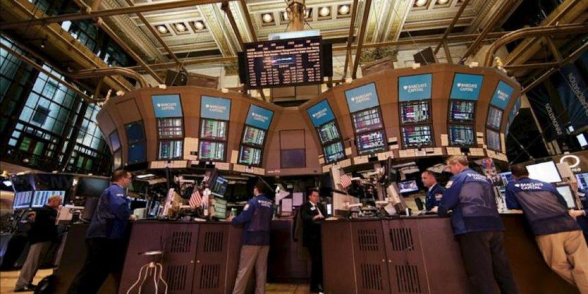 Las palabras de Ben Bernanke ayudan a Wall Street a cerrar con subidas