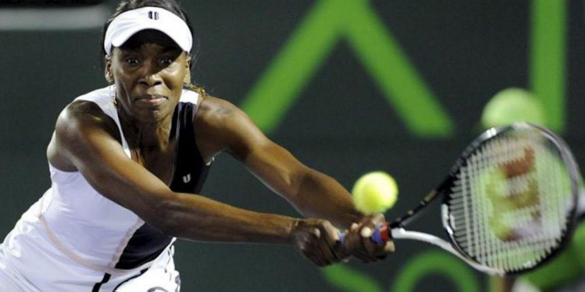 La estadounidense Venus Williams frena a la serbia Ana Ivanovic en octavos