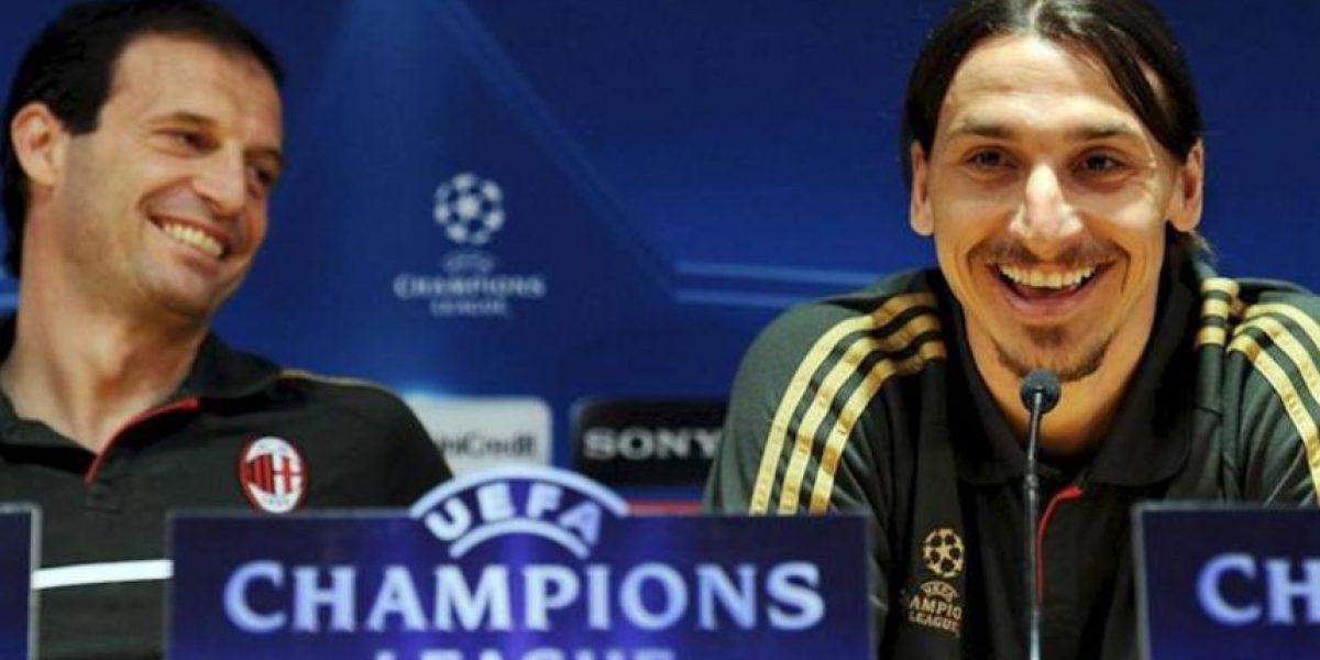Ibrahimovic quiere que el Barcelona gane la liga