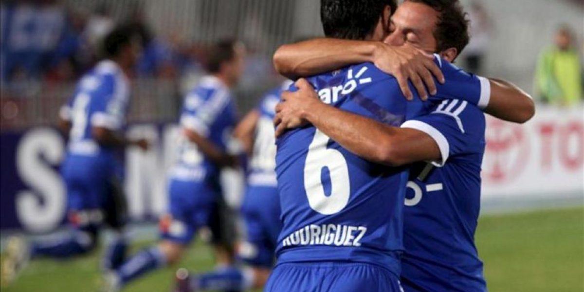 2-1. Un doblete de Matías Rodríguez sentencia la suerte de Peñarol