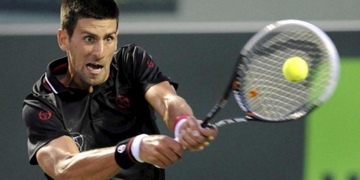 Djokovic elimina a Ferrer y se enfrentará a Mónaco en las semifinales