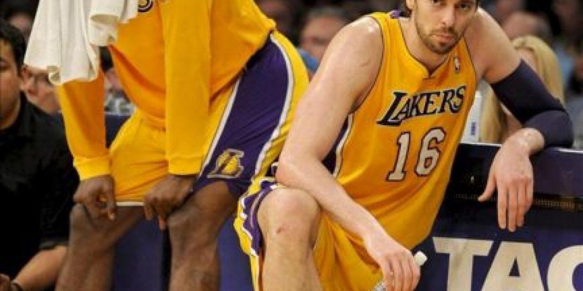 93-102. Los Lakers, sin antídoto para frenar a un superlativo Westbrook