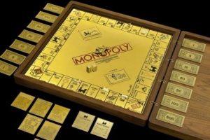 Monopolio de oro. 2 millones de dólares Foto:luxurylaunches.com