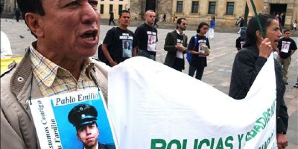 Cronología de liberaciones de secuestrados por las FARC
