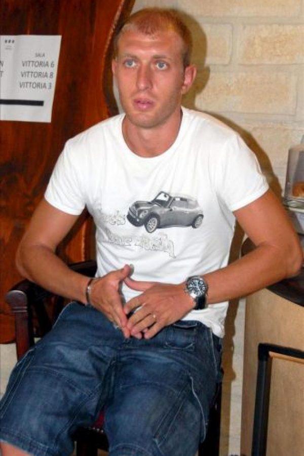 El futbolista italiano Andrea Masiello. EFE/Archivo