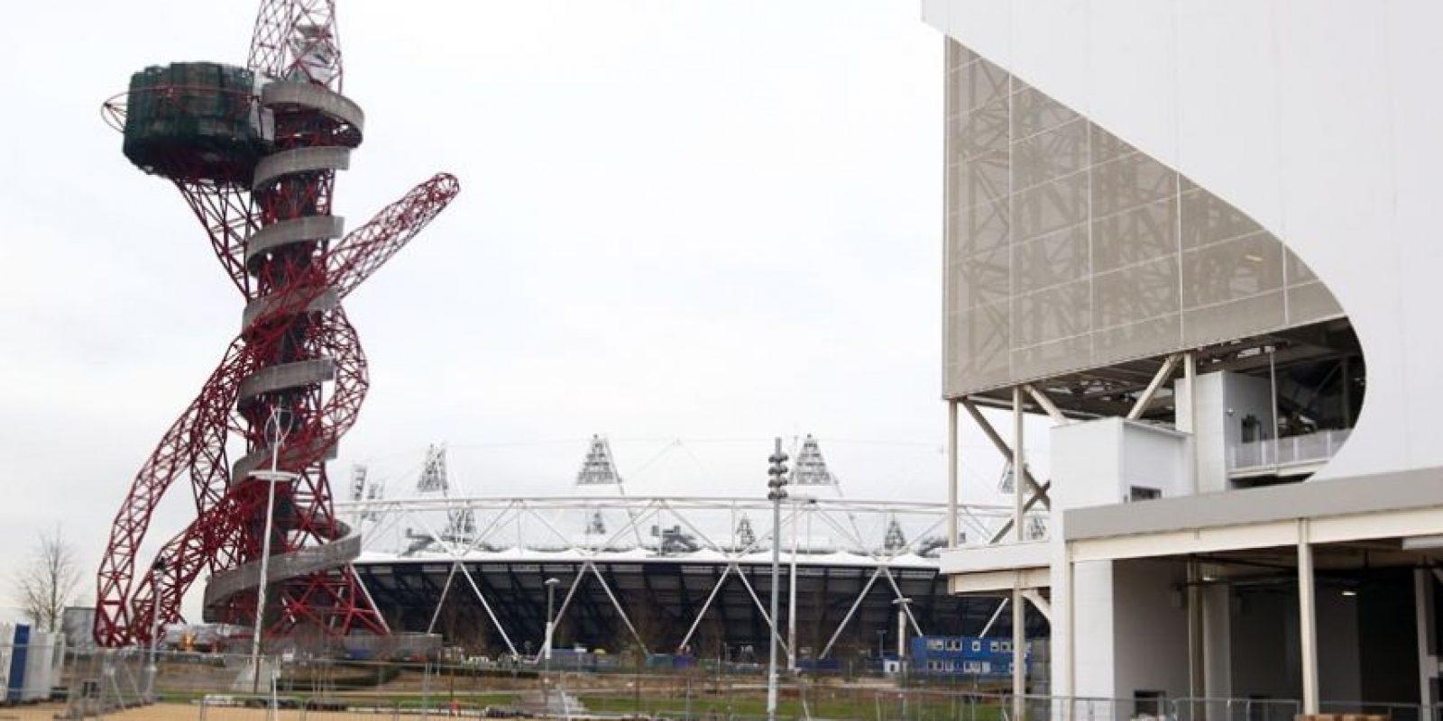 Londres, Parque olímpico. 2012 Foto:Gett