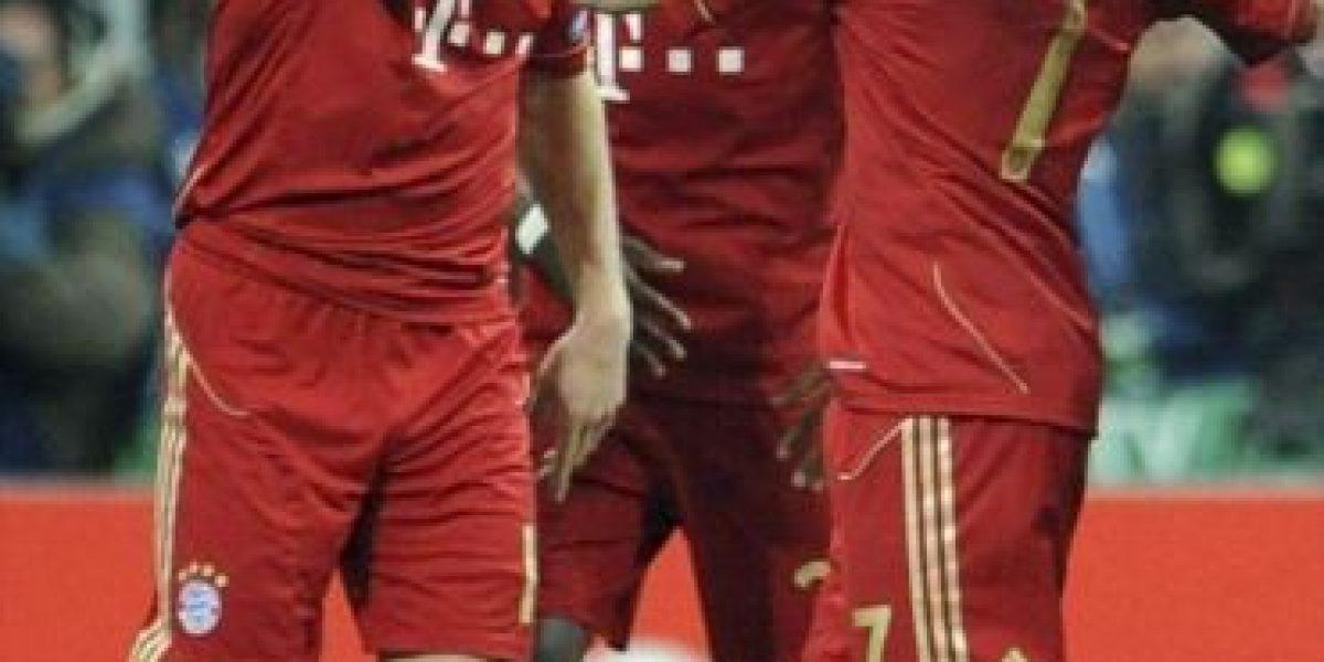 2-0. El Bayern ratifica sin apuros el pase a la semifinal