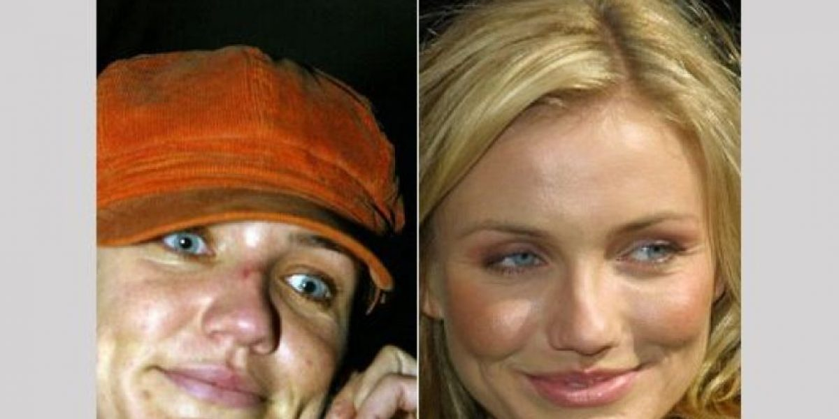 Extremo: Famosas sin maquillaje
