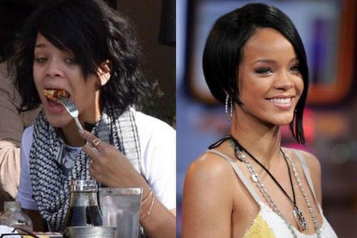 Rihanna Foto:Publimetro Chile