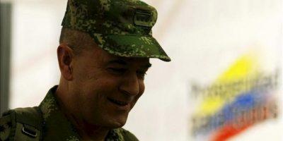 Imagen de archivo del comandante del Ejército de Colombia, general Sergio Mantilla Sanmiguel. EFE/Archivo