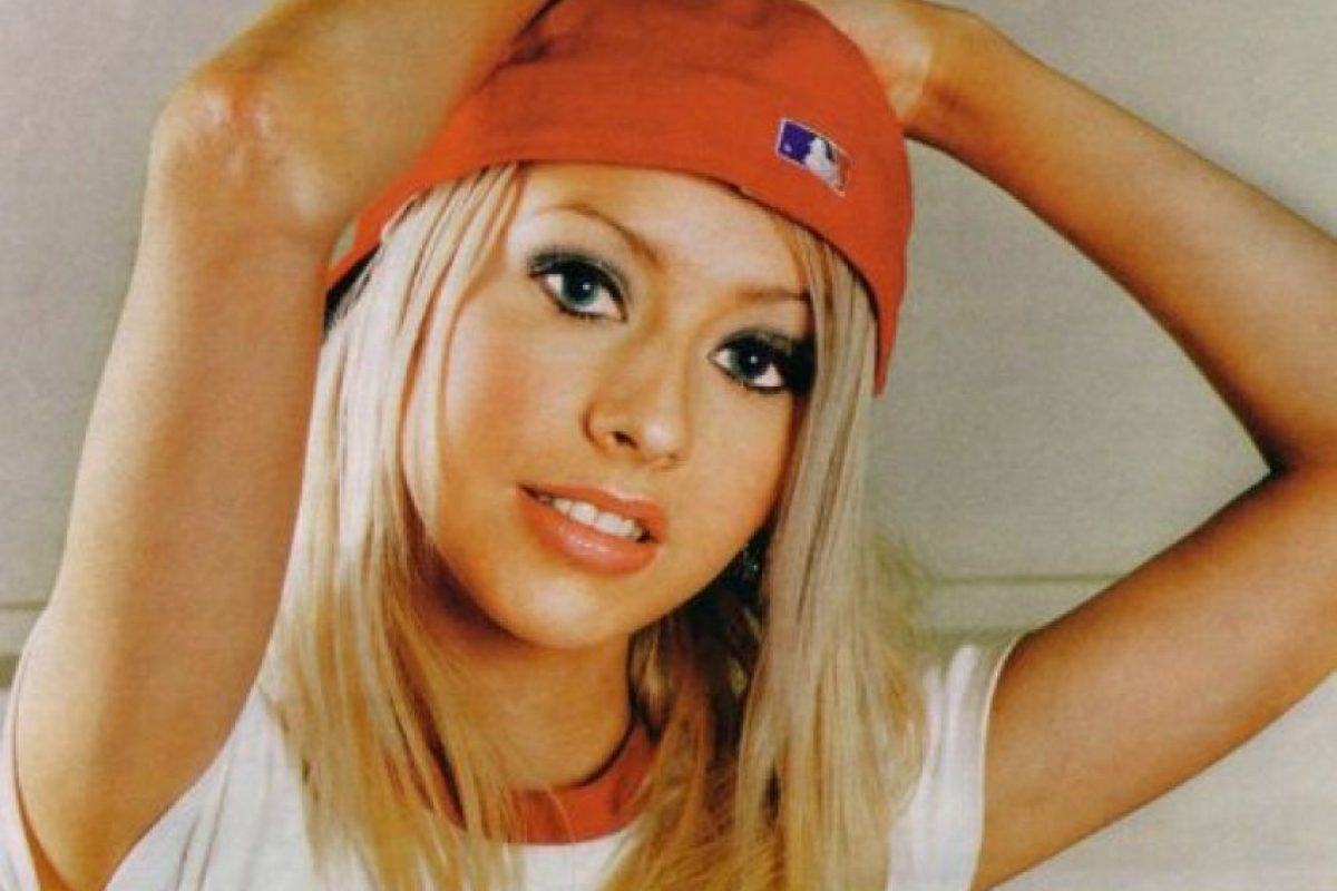 Christina Aguilera Foto:Thechive.com
