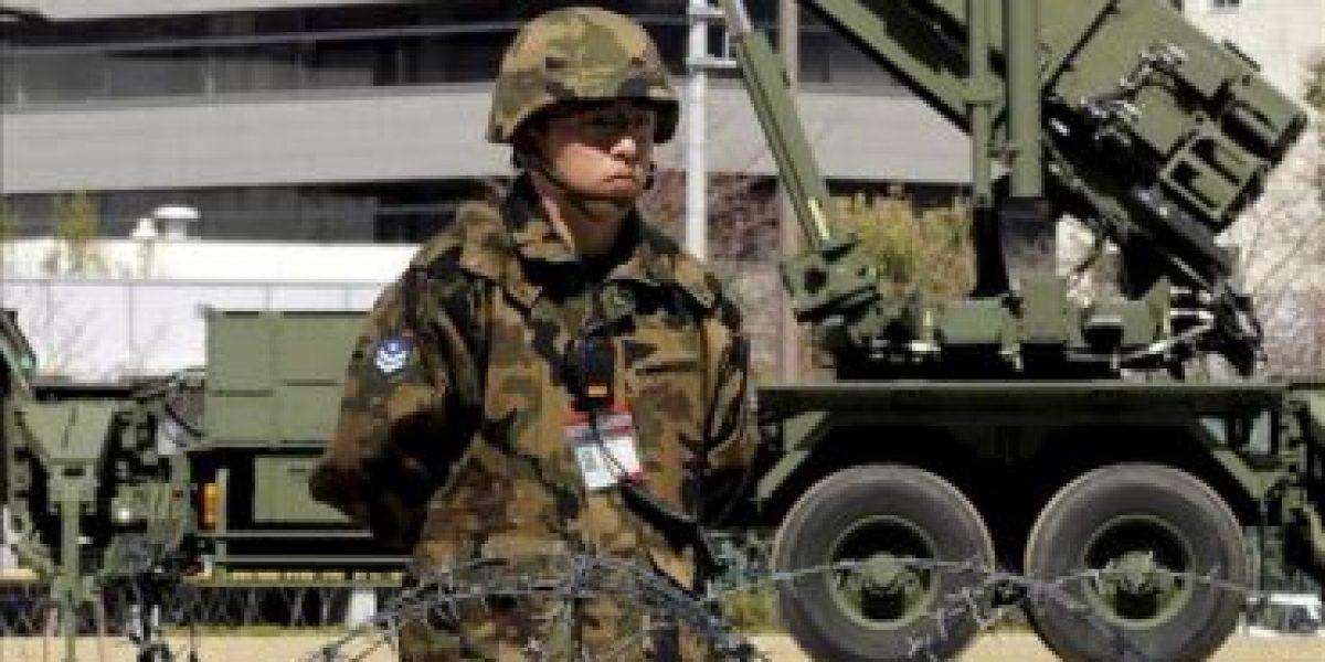 Japón despliega misiles en el sur del país antes del lanzamiento norcoreano