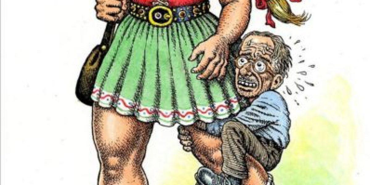 París escruta las obsesiones de Robert Crumb, maestro del cómic