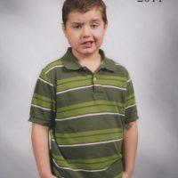 Es niño debe ser un personaje Foto:Buzzfeed.com