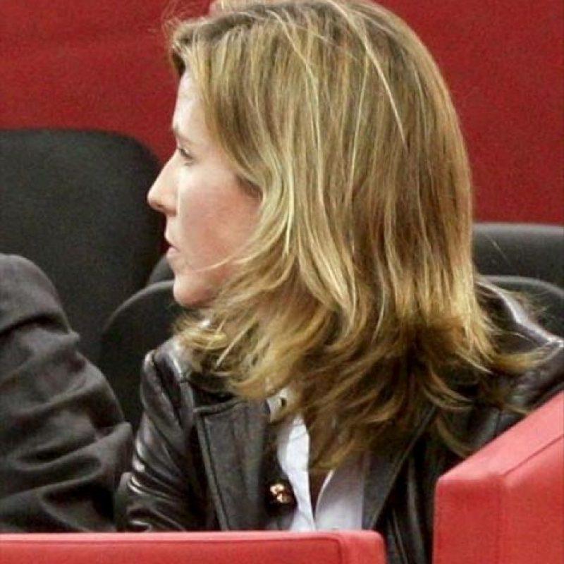 La responsable de Relaciones institucionales e internacionales del Ayuntamiento de Madrid, Patricia Lázaro. EFE/Archivo