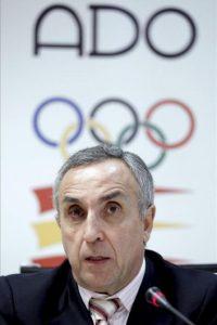 El presidente del Comité Olímpico Español, Alejandro Blanco. EFE/Archivo