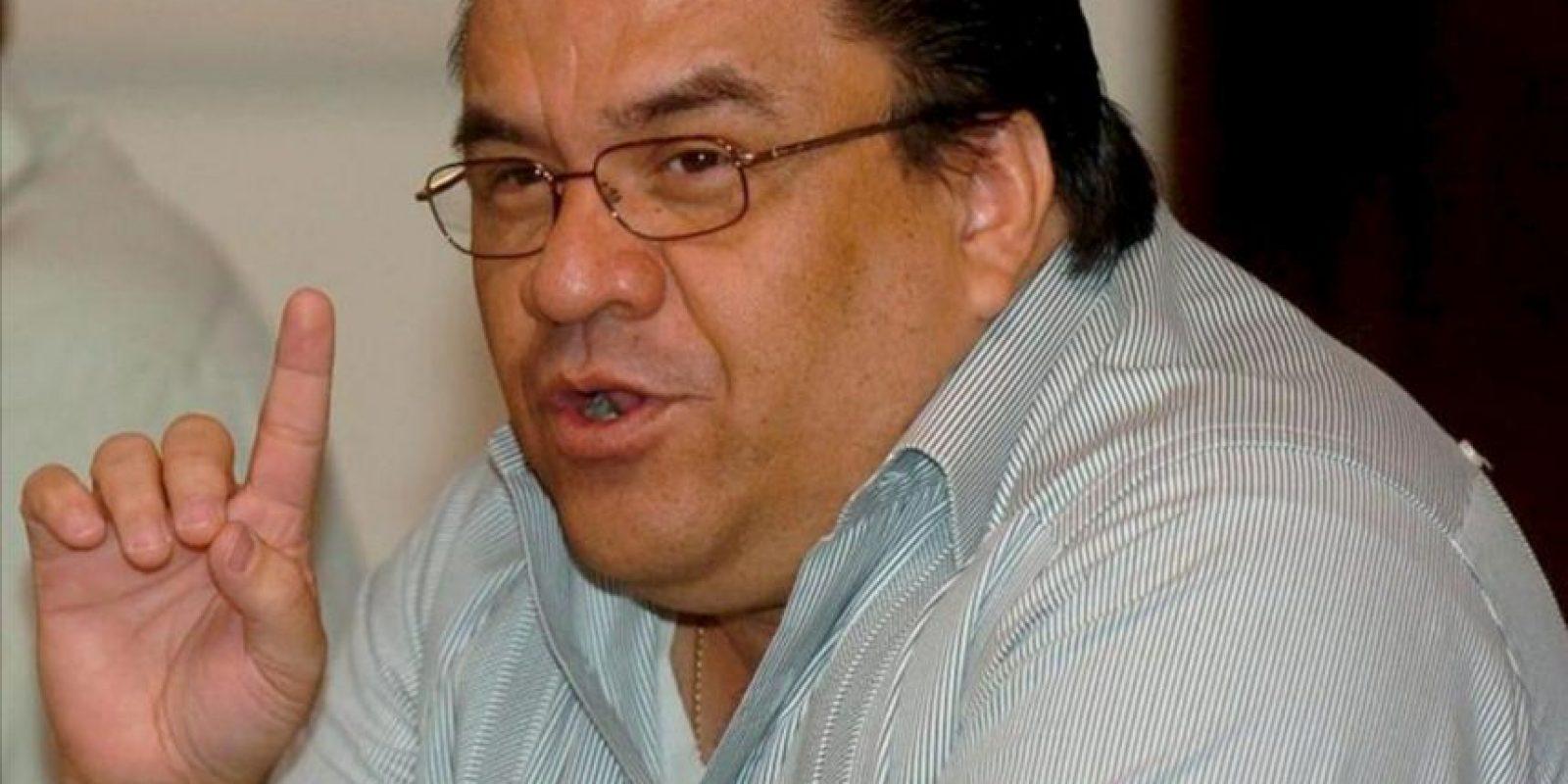 """Arturo Corrales, canciller de Honduras, dijo que """"en la SICA no hay consenso"""" sobre políticas antidrogas y se mostró confiado en que los presidentes puedan llegar al acuerdo que no lograron los cancilleres. EFE/Archivo"""