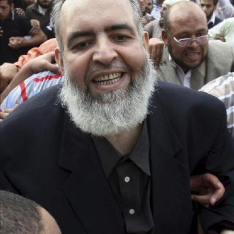 El candidato presidencial Hazem Abu Ismail. EFE/Archivo