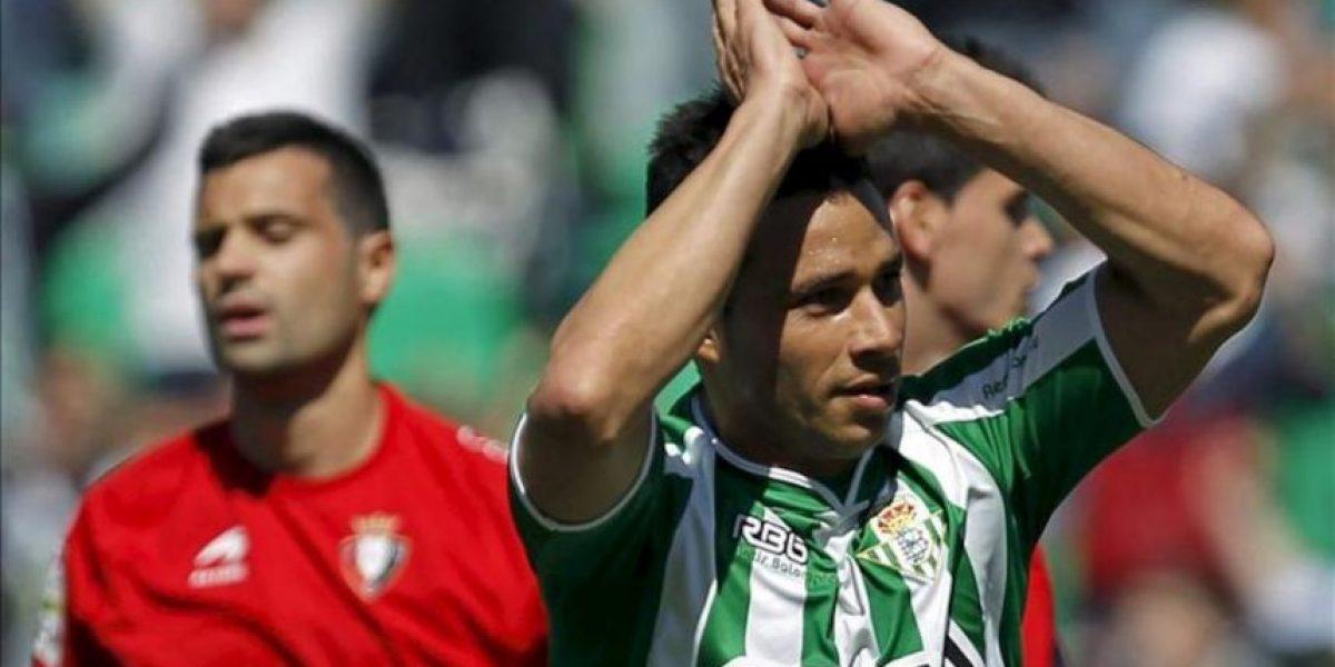 1-0. El Betis se afianza en Primera y deja a Osasuna lejos de sus aspiraciones