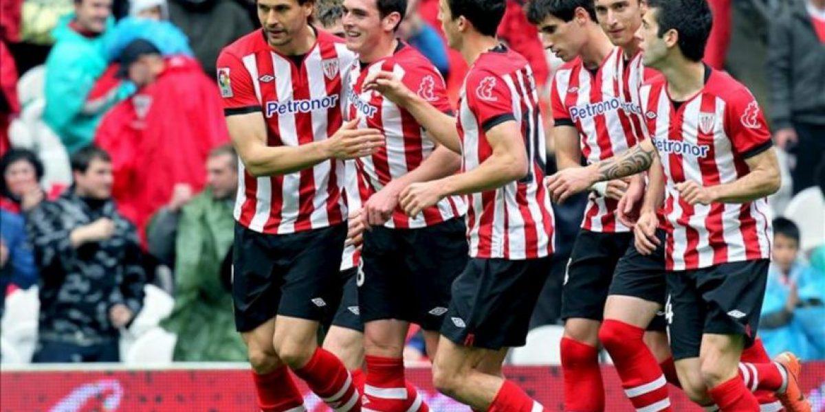 1-0. Otro cabezazo de Llorente mantiene al Athletic en la pelea europea