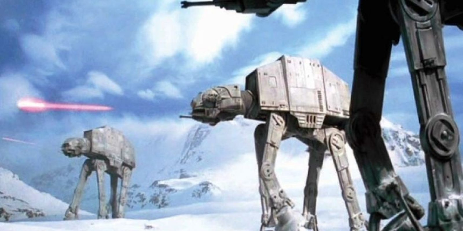 AT-AT Walker Foto: Buzzfeed.com