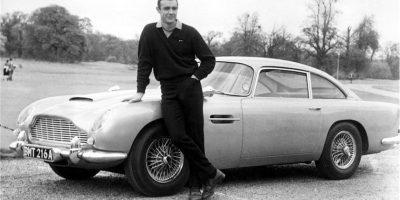 James Bond's Aston Martin DBS V12 Foto:Buzzfeed.com