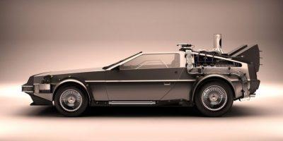 El DeLorean