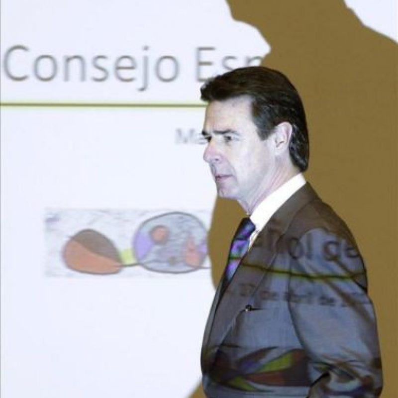 El ministro de Industria, Energía y Turismo, José Manuel Soria, asiste hoy a la reunión del Consejo Español de Turismo. EFE