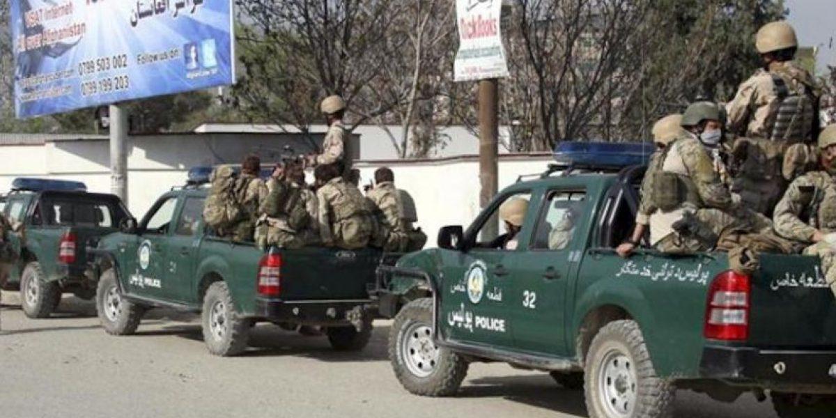 Numerosos insurgentes mueren en un bombardeo de precisión de la OTAN en Afganistán