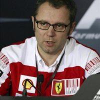 El director de la escudería Ferrari, Stefano Domenicali. EFE/Archivo