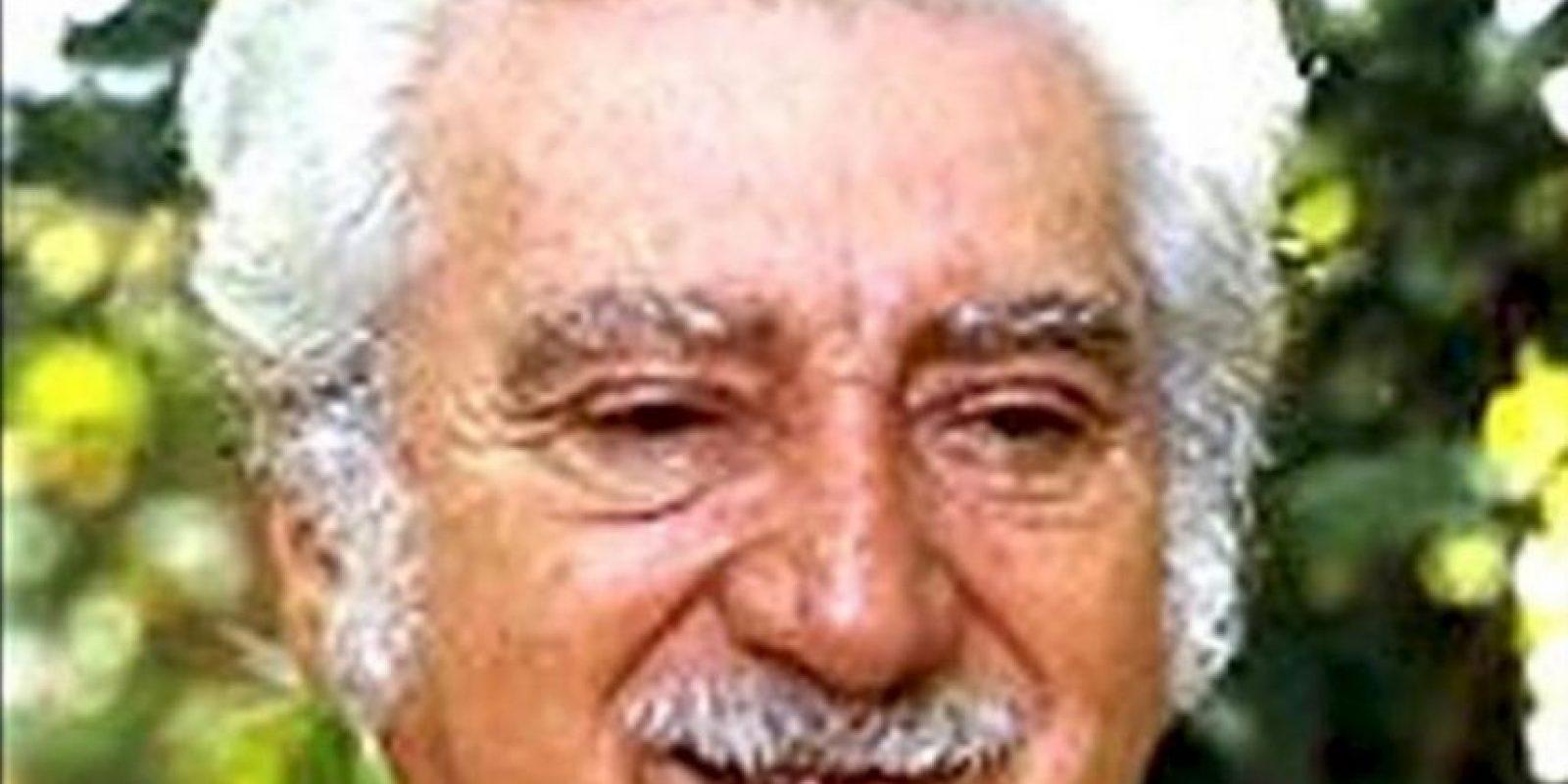 Fotografía de archivo sin fecha en la que se registró al escritor brasileño Jorge Amado, a quien una exposición le rinde homenaje en el centenario de su natalicio. EFE/Archivo