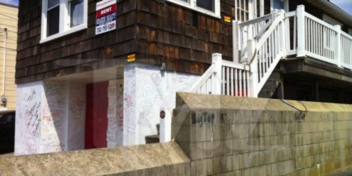 Así se ve ahora la casa de Jersey Shore
