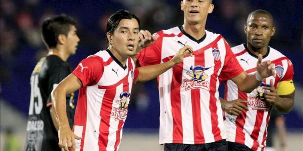 2-1. Unión Española perdió con Junior, pero clasificó primero en el grupo 3
