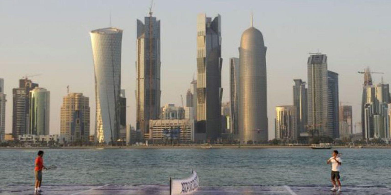 Tennis, Agua, Qatar