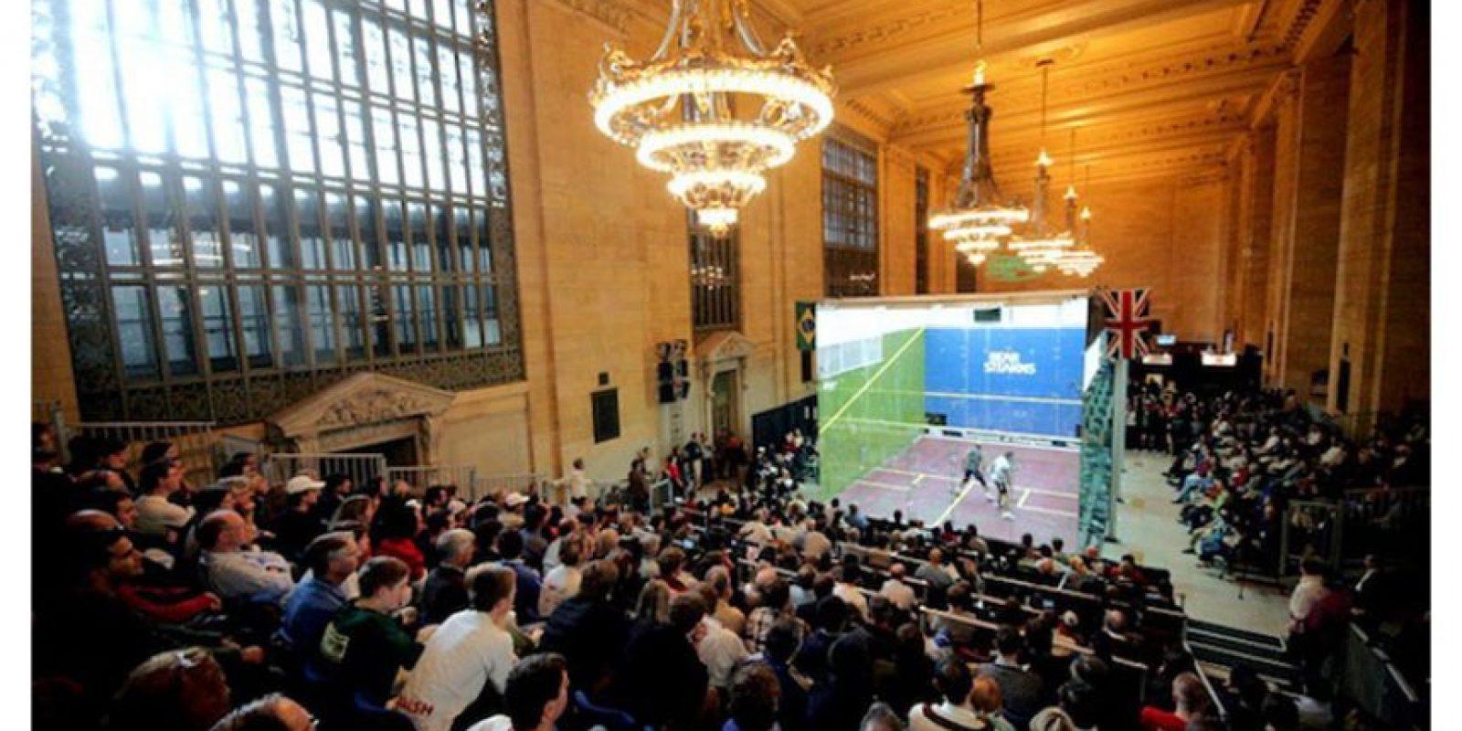 Squash, Grand Central, New York