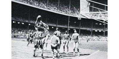 Basketball, Yankee Stadium, Nueva York Foto:Buzzfeed.com