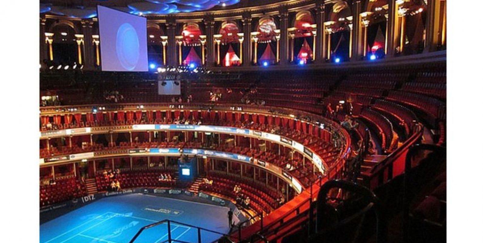 Tennis, Royal Albert Hall, Londres