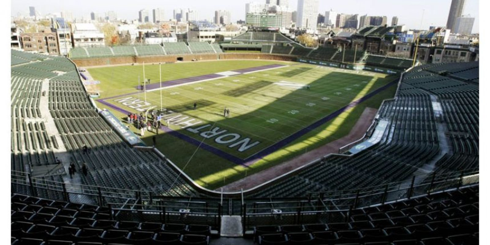 Fútbol Americano, Wrigley Field, Chicago