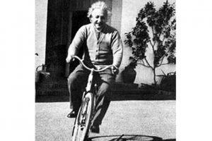Albert Einstein Foto:Courtesy of the Leo Baeck Institute