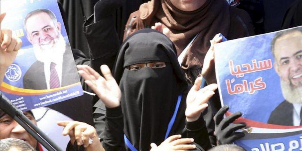 Los islamistas egipcios vuelcan en Tahrir su descontento hacia la Junta Militar