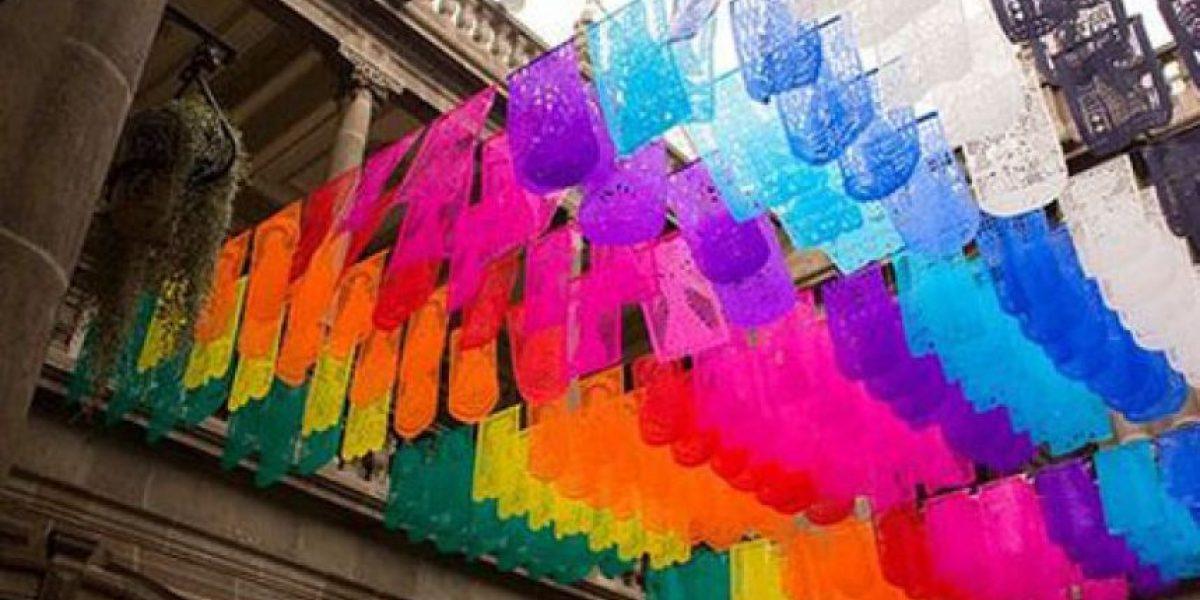 Explosión de colores ¡Para celebrar el viernes!