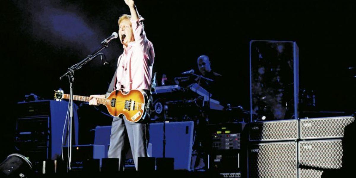 """""""Son lo máximo"""": McCartney"""